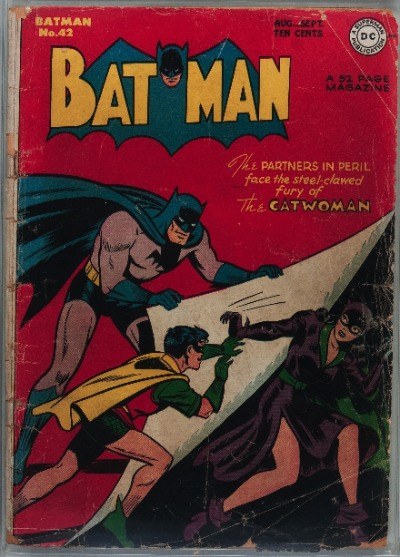 Comic book grading: this is a poor comic book