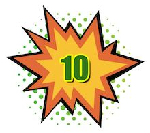 Hot Comics #10: Iron Man #55, 1st Thanos
