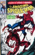 Amazing Spider-Man361: 1st Carnage. Click for more