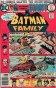 Batman Family #6: 1st appearance of Joker's Daughter