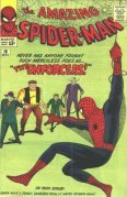 Amazing Spider-Man10: 1st Enforcers. Click for more