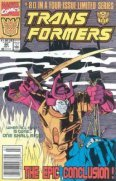 Transformers Comics Values