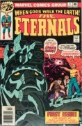 The Eternals Comics Values