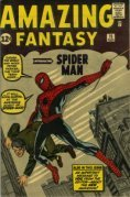 Amazing Fantasy #15: the First Appearance of Spider-Man