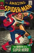 Amazing Spider-Man Values For #41-#60