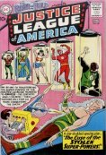 Justice League of America Comic Book Price Guide