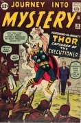 Discover the value of other Thor Comics