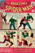 Amazing Spider-Man #4: First Sandman Appearance