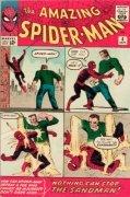 Amazing Spider-Man4: 1st Sandman. Click for more