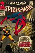 Amazing Spider-Man46: 1st Looter. Click for more