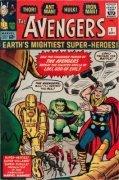 Avengers #1 Comic Book Prices