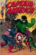 Silver Age Captain America Comic Values
