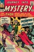 Thor Villains List