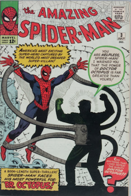 Amazing Spider-Man #3: First Doctor Octopus Comic