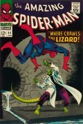 Amazing Spider-Man #41-#60 comic book price guide
