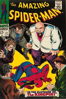 Amazing Spider-Man Villains Price Guide