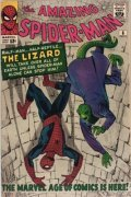 Amazing Spider-Man #6: First Appearance of the Lizard