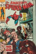 Amazing Spider-Man #81-#100 Price Guide