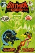 Batman #232: 1st appearance of Ra's al Ghul