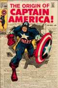 Captain America Comic Book Price Guide