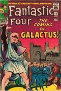 Hot Fantastic Four Comic #48