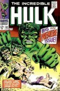 Incredible Hulk Comic Values