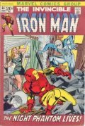 Iron Man Comic Values
