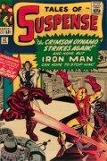 Tales of Suspense Comic Prices