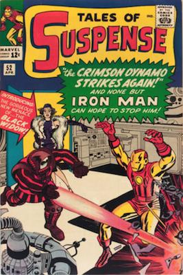Tales of Suspense #52 Comic Values