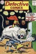 Detective Comics #311: 1st Catman. Click to read more