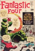 Fantastic Four 1 Comic Values