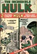 Incredible Hulk 4 Value Guide