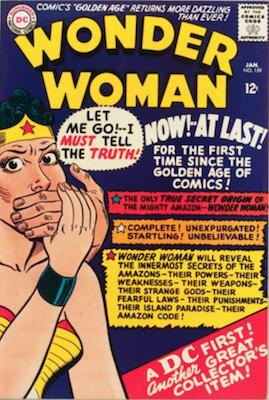 DC Comics Characters in Sensation Comics