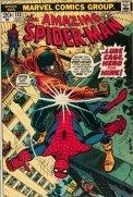 Amazing Spider-Man #121-#129