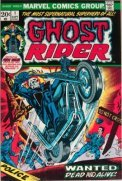 Ghost Rider Comic Book Values