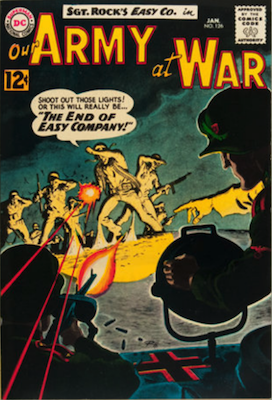 Our Army at War Comics