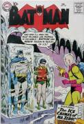 Batman #121: 1st appearance Mr. Zero / Mr. Freeze