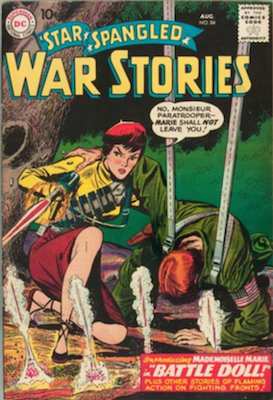 Most Valuable War Comics of All Time