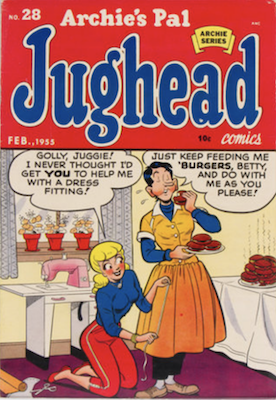 Archie Comics Jughead Price Guide