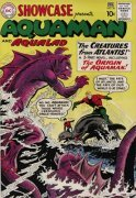 DC Comics Showcase Issues #30-#60 Price Guide