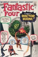Fantastic Four Comic Book Prices