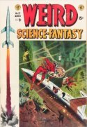 Value of Weird Science Comics