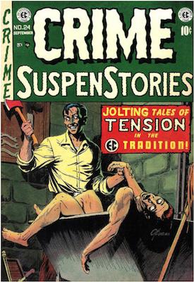 Value of Crime SuspenStories