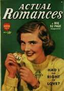 Top 50 Romance Comics by Value