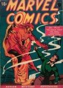 Marvel Mystery Comics Values