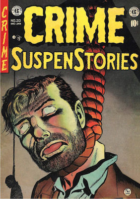 Crime SuspenStories Comic Book Values