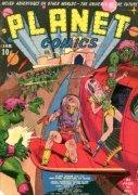 Planet Comics Price Guide
