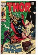 Journey Into Mystery and Other Marvel Comic Superheroes