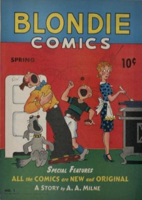 Blondie Comic Book Price Guide
