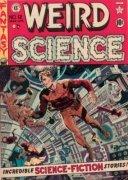 Weird Science and Weird Science-Fantasy Comics